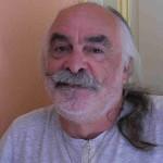 Le président, qui roule sur un Singer autour de Sète : Patrick JEAN