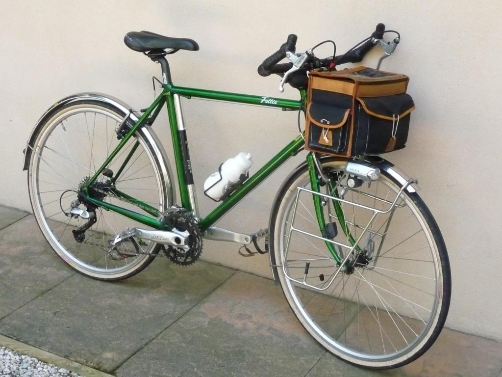 Le vélo taille 49 cm