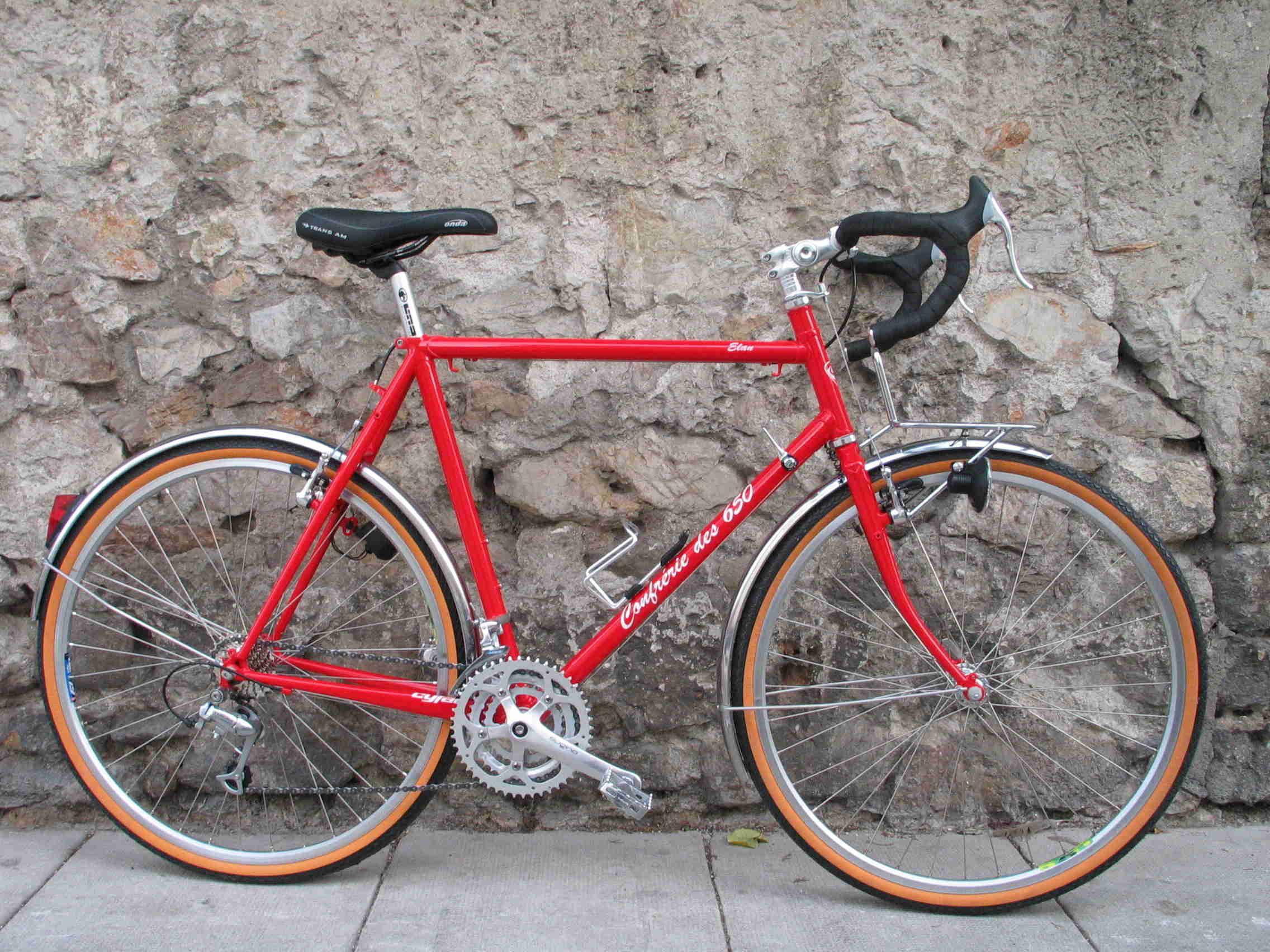 vélo Elan