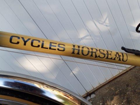 Tandem Horseau : marque