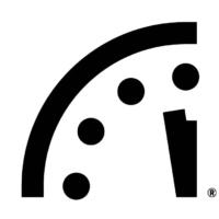 L'horloge de la fin du monde 100 secondes avant minuit